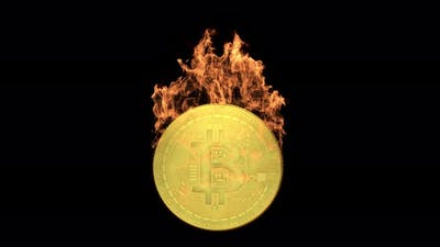 Burning Bitcoin