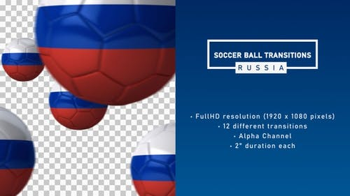 Soccer Ball Transitions - Russia