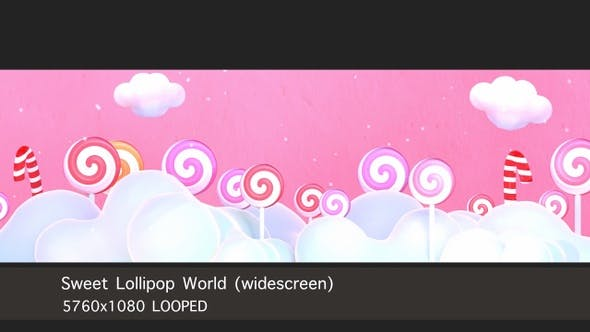 Thumbnail for Sweet Lollipop World