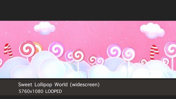 Sweet Lollipop World
