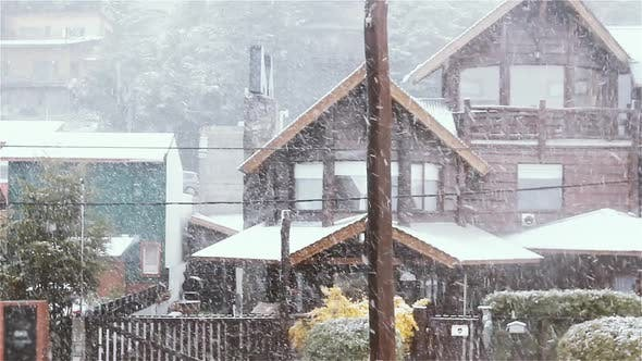 Cover Image for Morning in Winter Village.
