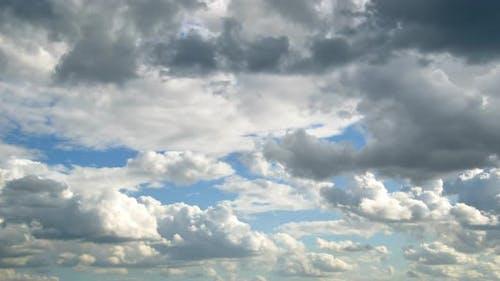 Autumn Rain Sky Clouds 2