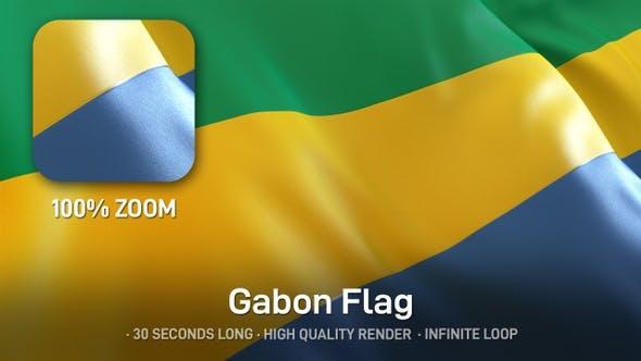 Thumbnail for Gabon Flag