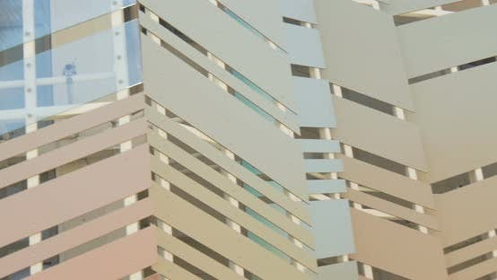 Thumbnail for Architectural Metal Glass Pattern