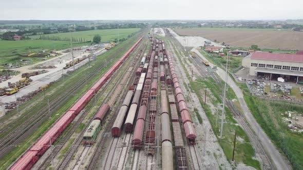 Thumbnail for Freight Railway Depot