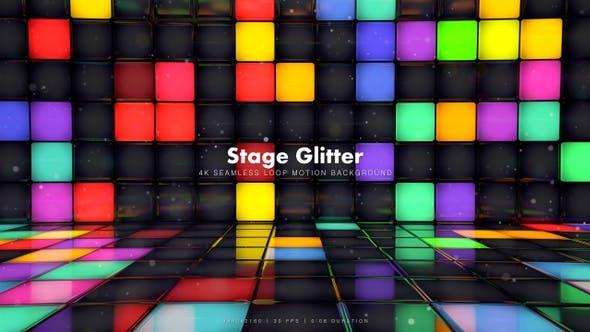 Thumbnail for Bühne Glitter 14