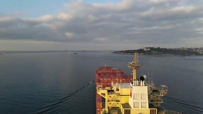 Sea Transportation Ship