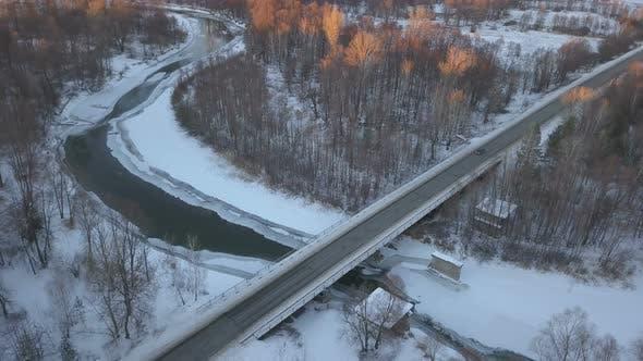 Thumbnail for Car On A Bridge
