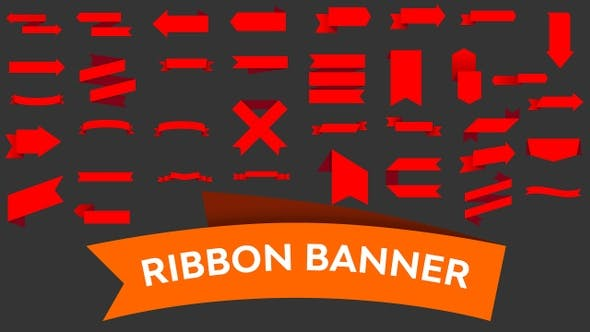 Thumbnail for Ribbon Banners