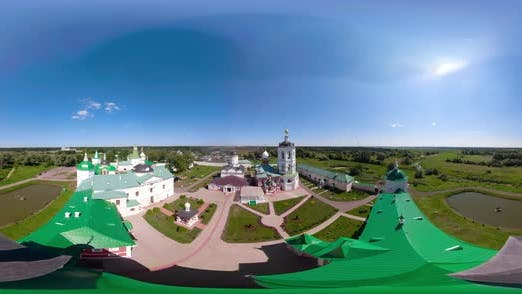 Cover Image for Christian Church and Monastery VR360
