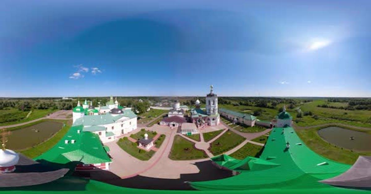 Christian Church and Monastery VR360