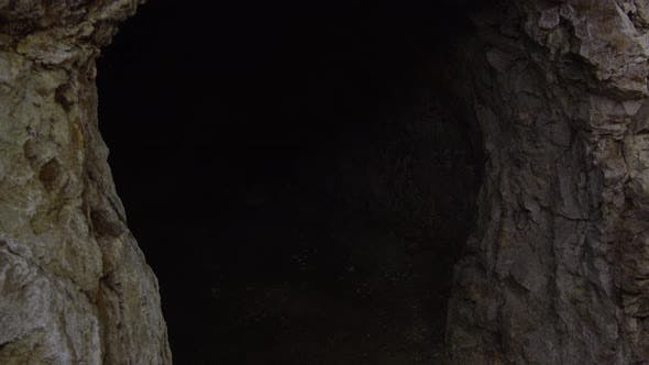 Thumbnail for Narrow Roads of the Underground City Inside the Cave