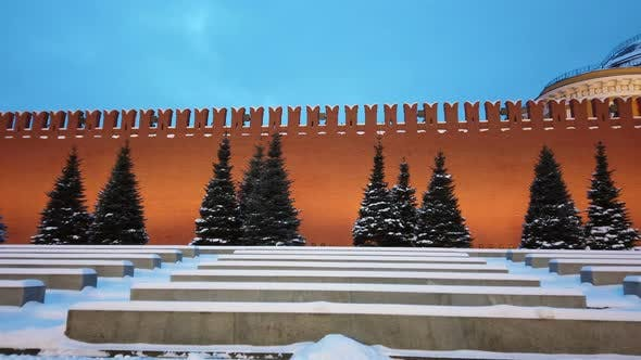 Thumbnail for Panorama of the Moscow Kremlin and the Kremlin Wall