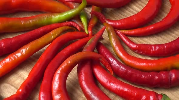 Cover Image for Red Chili Pepper