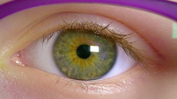 Green-Eyed Child