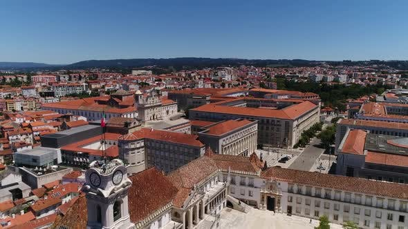 Thumbnail for University and New Cathedral of Coimbra, Portugal