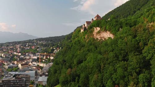 Vaduz Is a Liechtenstein Capital