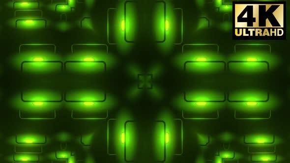 Thumbnail for Green Lamp Vj Loop Pack 4k