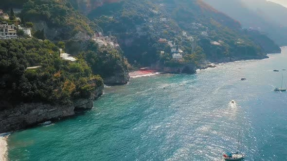 Thumbnail for View of the Amalfi Coast
