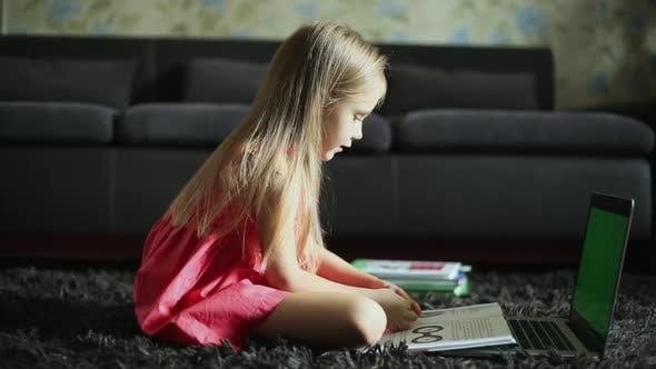 Online lesson for children