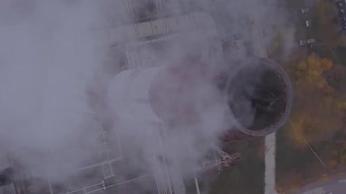 Smoke Comes From the Chimney