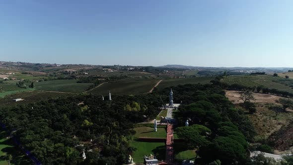 Thumbnail for Buddha Park Aerial