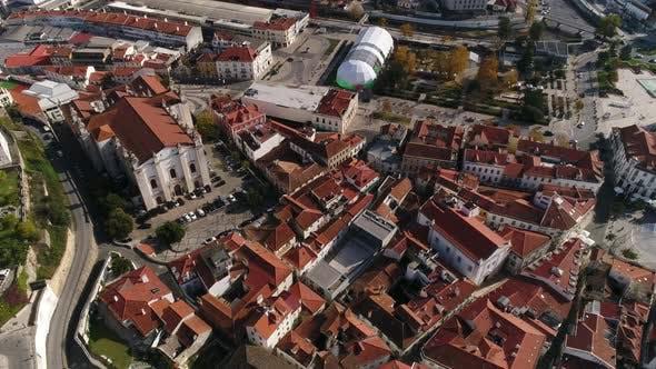 Thumbnail for Historic City Center of Leiria, Portugal