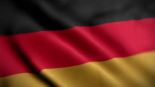 German Flag Angle