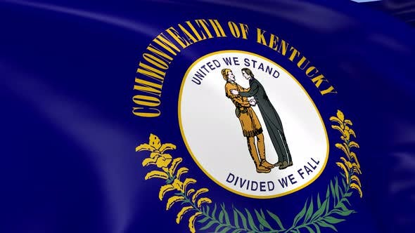 Thumbnail for Kentucky State Flag