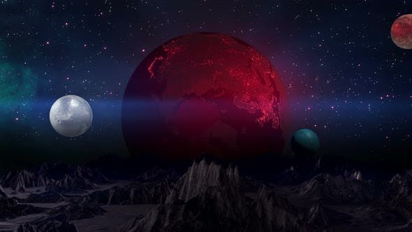 Thumbnail for Fantasy Space 04 4k