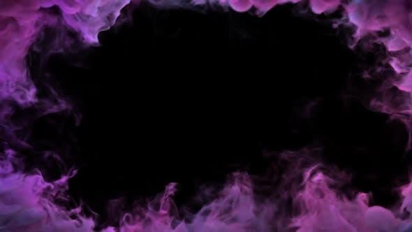 Thumbnail for Colorful Smoke Frame