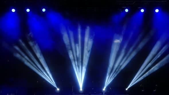 Thumbnail for Stage Lights Raise The Beams Up 7