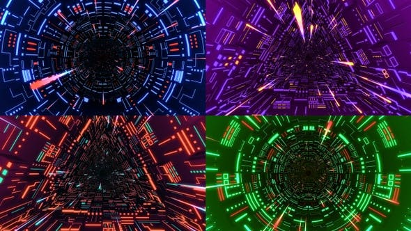 Thumbnail for Vj Tunnels