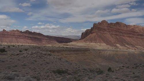 Desert Shadows Light in Colorado United States