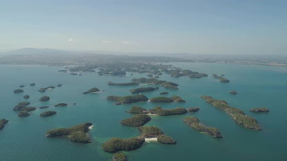 Thumbnail for Set of Islands in Sea. Philippines