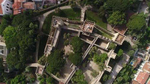 Schloss von S. Jorge, Lissabon