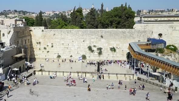 Thumbnail for Western Wall, Jerusalem Israel