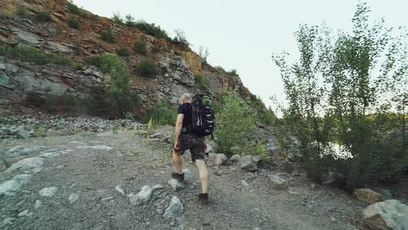 Thumbnail for Traveler Man