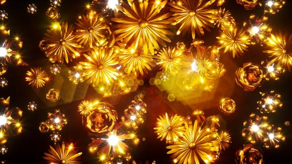 Thumbnail for Gold Flowers