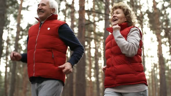Thumbnail for Active Morning of Retired Couple