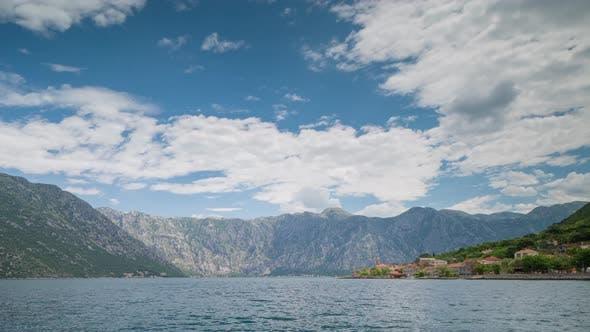 Bay of kotor Beach Coast Nature boat harbour adriatic montengro
