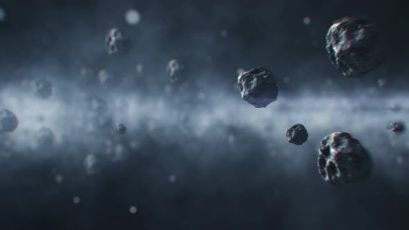 Thumbnail for Asteroids Background