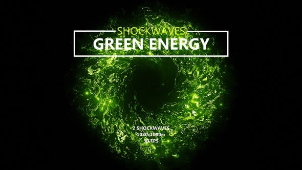 Shockwaves - Green Energy