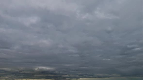 Thumbnail for TIME-LAPSE: A Dark cumulus clouds