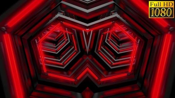 Thumbnail for Kaleidoscope Vj Loops V53