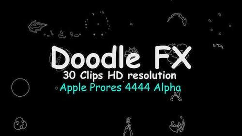 Doodle Fx 30 Clips