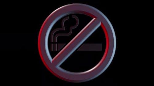 Zigarette Rauchverbot Symbol