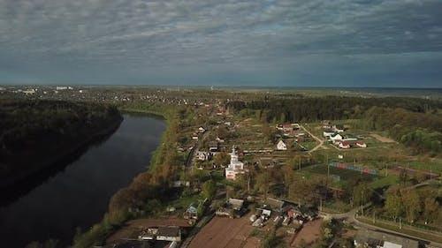 Village Of Lužesno
