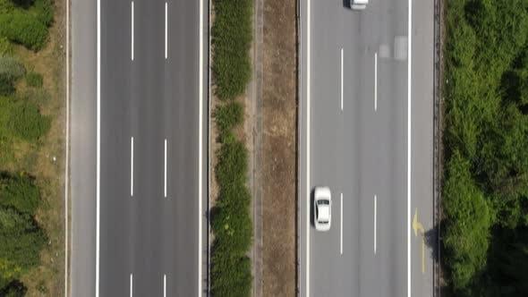 Thumbnail for Bird's Eye View Traffic