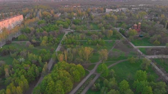 Park- Und Luftverschmutzung